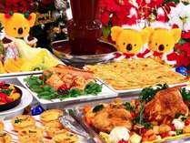 クリスマスフェア朝食(イメージ)