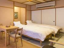 【ベッドのお部屋】8畳+フローリング/離れの館