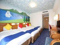 コンフォートレイク(27平米/3-4名1室)湖を眺めながらくつろぎのひとときを。,大阪府,ホテル京阪 ユニバーサル・シティ