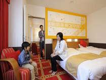 グループ旅行におすすめ!コネクティングルームなら6名様まで同じお部屋◎,大阪府,ホテル京阪 ユニバーサル・シティ