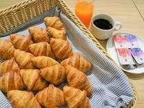 軽朝食付きプラン(朝焼きパン&ドリンクバー付き)
