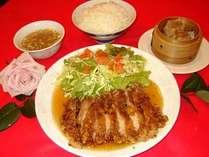 ◆ホテル自慢の本格中華!お得な2食付プラン◆