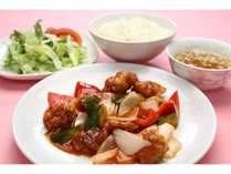【本格中華】夕食が6種類から選べる!大満足2食付プラン【全室禁煙】