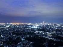 人気の横浜ベイサイドビューの夜景