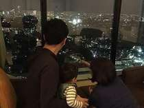 お部屋から新幹線がご覧いただけます