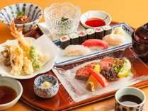 40階からの夜景とともに、和食料理をご賞味ください。