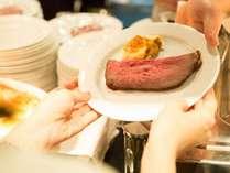 【グルメ旅応援♪】ディナーブッフェを食べつくそう ステイ&グルメプラン/夕朝食付き
