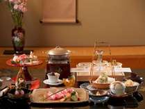 季節を奏でるような美しい膳をお楽しみ下さい。(春のお料理一例)