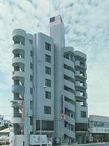 ホテルアメリカンウラソエ