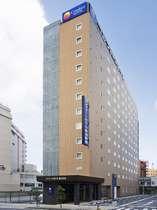 コンフォートホテル新潟駅前はJR新潟駅から徒歩約3分