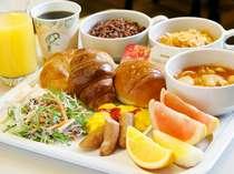 無料朝食サービス♪【06:30~09:30】品数豊富で大好評!