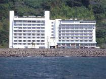 伊豆の海に面した高立地が定評のある開春楼