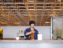 【KISSA&Co.】店名は「お茶でも一杯どうぞ」という意味の禅語「喫茶去(キッサコ)」に由来します。
