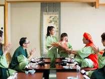 【祝・ご長寿】おじいちゃん・おばあちゃんお誕生日おめでとう★京都の温泉で寛ぐお祝い膳プラン☆特典付♪