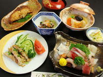 新鮮な海の幸と親しみある家庭料理をご用意してお待ちいたしております♪