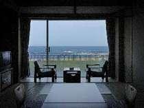 大洗の海満喫☆絶景&夕食グレードアッププラン(夕食お部屋食)♪