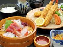 魚介類がお好きな方にはこちらのグレードアップがオススメ!