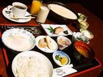 【朝食バイキング付 シングル+エキストラベッドで2名様利用可能】約30種類の和洋バイキング朝食付プラン