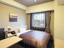 【スタンダードシングルルーム】ベッド⇒130×200cm WOWOW無料視聴可 40型TV設置