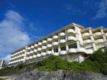 *別館外観/当館で沖縄旅行を満喫しよう!