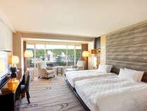 【ロイヤルフロアグランドスイートルーム(8階)】158.4平米 ベッドルーム