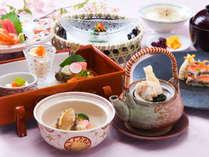 ~春の訪れを味わう~日本料理 宝ヶ池が贈る旬の会席イメージ