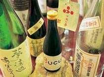 料理に合う旬の地酒を[aruji]がご提案