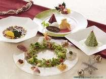 ★聖夜の晩餐★ 中国料理「花梨」Xmasディナーコース付きステイプラン