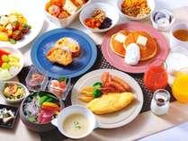 ホテル1階「カフェ・イン・ザ・パ-ク」で楽しめるこだわりのご朝食 イメージ