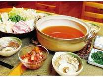 【平日限定】 お鍋でぽっかぽっか宿泊プラン ~3種類から選べる鍋料理が無料追加!サービス朝食付き~