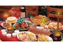 【クリスマス特別企画】 スカイロッジX'masプラン ~特製ケーキとオードブル・サービス朝食付き~