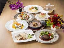 中国料理コース 贅沢なひと時をお過ごしくださいませ