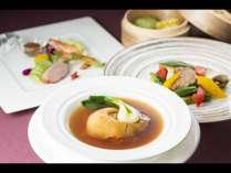 中国料理・少量美味コース一例