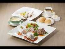 洋食ワンプレートランチ