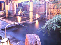 ご婦人庭園露天風呂