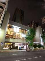 浦和駅より徒歩3分 館内には充実したレストラン街 終電をのがしても当日予約だってラックラクOK!!