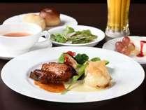 アルピコプラザホテル宿泊者限定特別ディナー