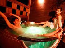 ★リニューアルオープン露天風呂付客室【桜島・和洋室】ジャグジーバスで龍馬とお龍も愛した天下の名泉を。