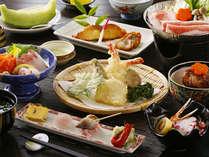 【鹿児島郷土料理】薩摩鍋、煮物、前菜、刺身、焼物などの郷土料理(写真はイメージ)