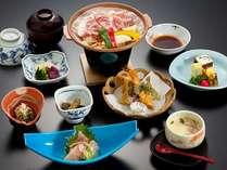 和定食「万葉膳」お手軽に能登の美味しさを楽しめます