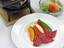 【期間限定】能登牛食べてみまっし!『能登膳』 + 希少な能登牛鉄板焼き付プラン