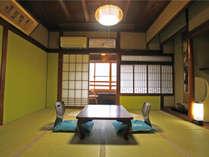 *和室8畳 一例 広縁がついた過ごしやすいお部屋です。