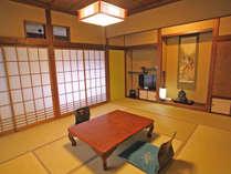 *和室10畳 一例 広縁がついた過ごしやすいお部屋です。