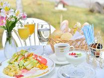 高原の清々しい朝を美味しい朝食と共にお楽しみください