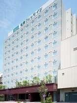 【ホテル外観】横浜・藤沢・鎌倉・江ノ島・湘南エリアのビジネス、観光に便利です!