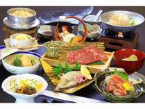 秋田錦牛寒こうじ御膳のイメージ※内容はプランによって異なります。