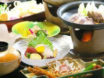 *瀬戸内の味覚満喫!和食会席(料理一例)