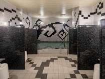 男性大浴場 PM3:00~深夜1:00  AM6:00~AM10:00