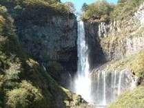 10月 華厳の滝