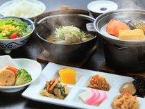 【朝食のみ】21時まで予約OK!身体に優しい和朝食をお届け。観光やビジネスにも!<朝食のみ>